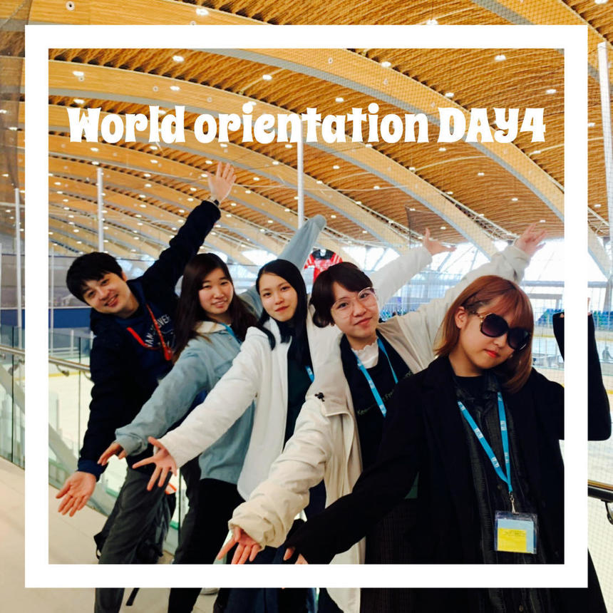 World orientation DAY4