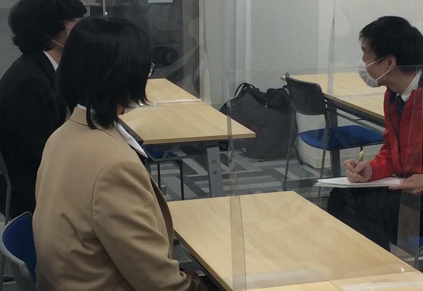 ☆生徒インタビュー☆入学して半年立って ~今感じること・伝えたいこと~
