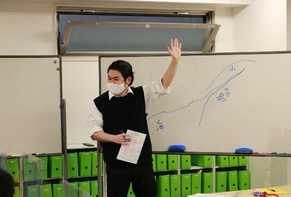 マグマのように熱い授業