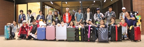 We are home!! We enjoyed our trip☆ Thank you.