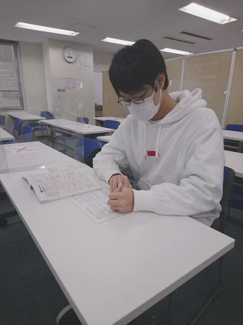 生徒の写真