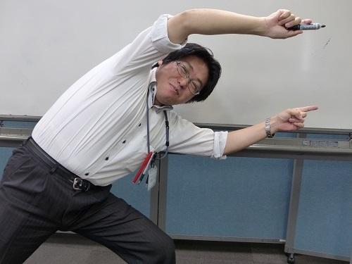 とってもユニークな伊藤先生