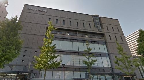 大阪市立中央図書館に行ってきました!