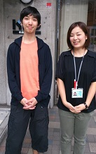 卒業生 寺岡 勇人 さん