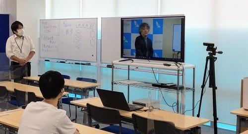 YO!!茂木校長の白熱授業☆彡