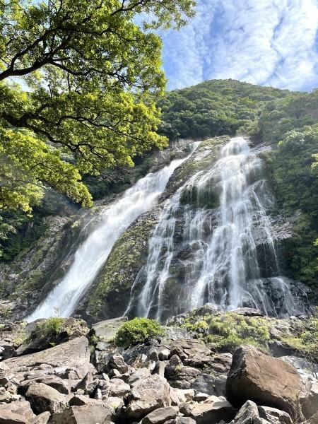大川(おおこ)の滝