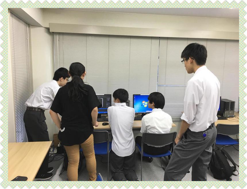 作ったゲームでプログラミング学習