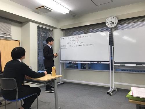 大学入試シーズンにむけて梅田キャンパスの取り組みは!?