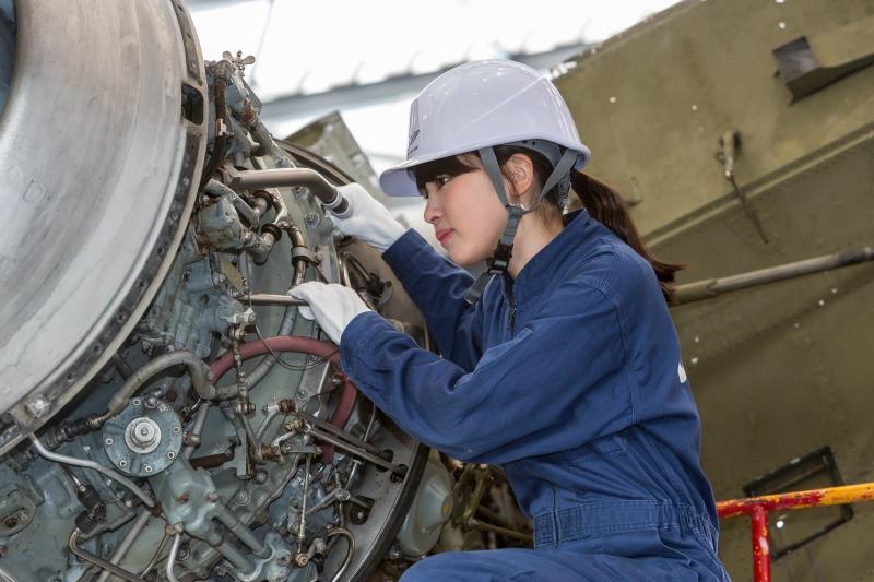 航空整備士1