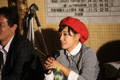 卒業生 平野茜子さん(プロダンサー)